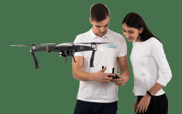 Drone Academy – dronu mokykla, kursai, mokymai