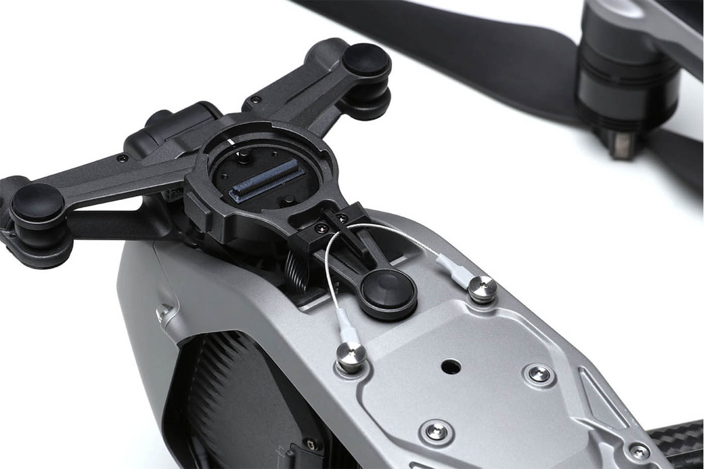 DJI Inspire 2 dronas 1