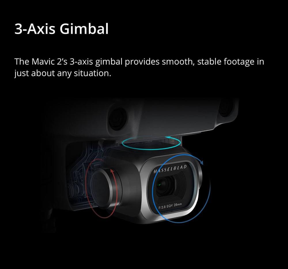 DJI mavic 2 pro kamera