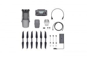 Mavic 2 Pro drono komplektas