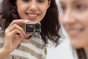 Osmo Action veiksmo kamera