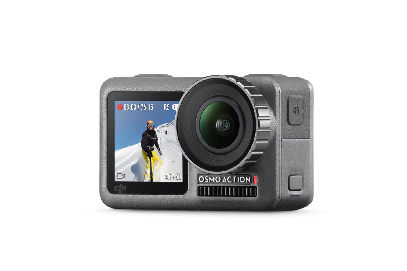 Osmo Action veiksmo kamera 5
