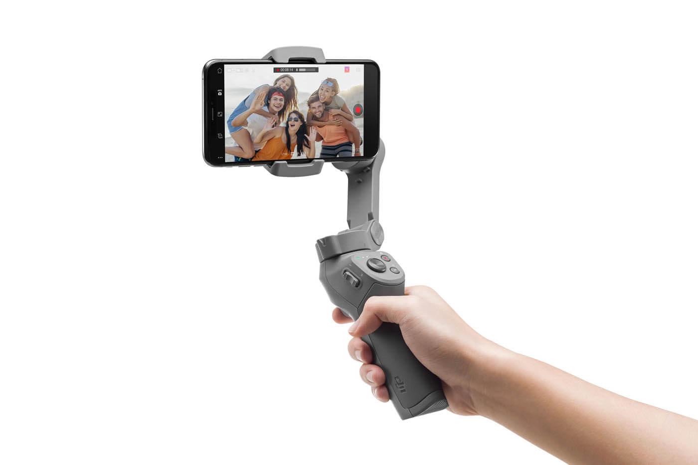 Osmo Mobile 3 telefono stabilizatorius