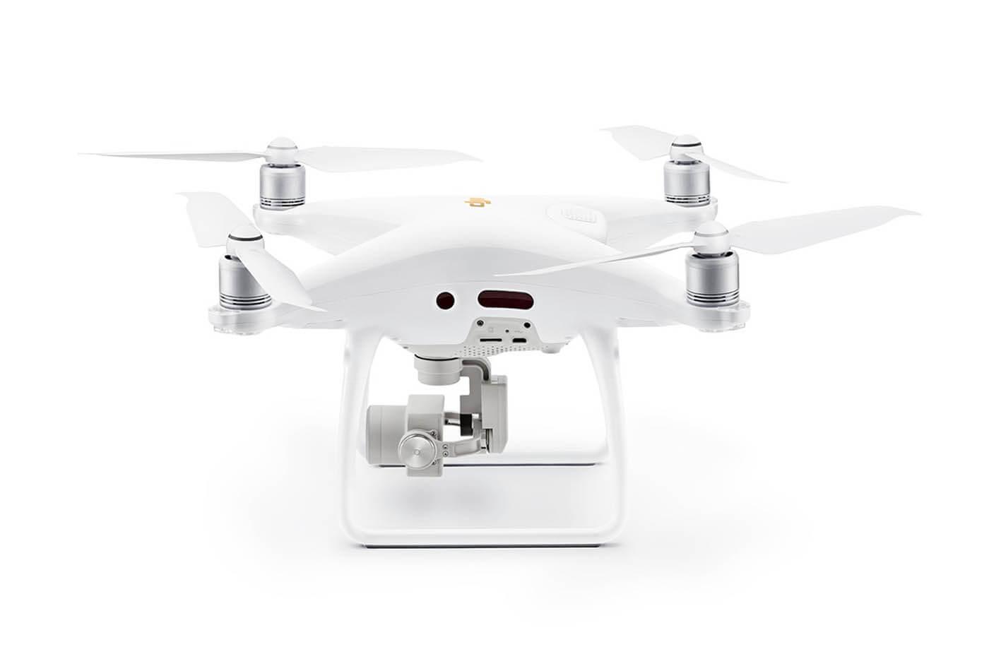 Phantom 4 Pro V2 dronas
