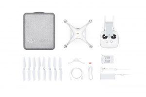 Phantom 4 Pro V2 drono komplektas