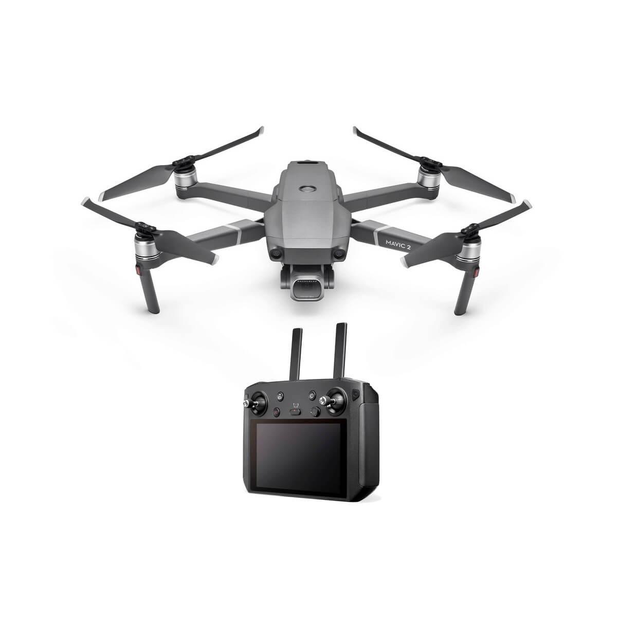 dji-mavic-2-pro-dronas-su-smart-controller