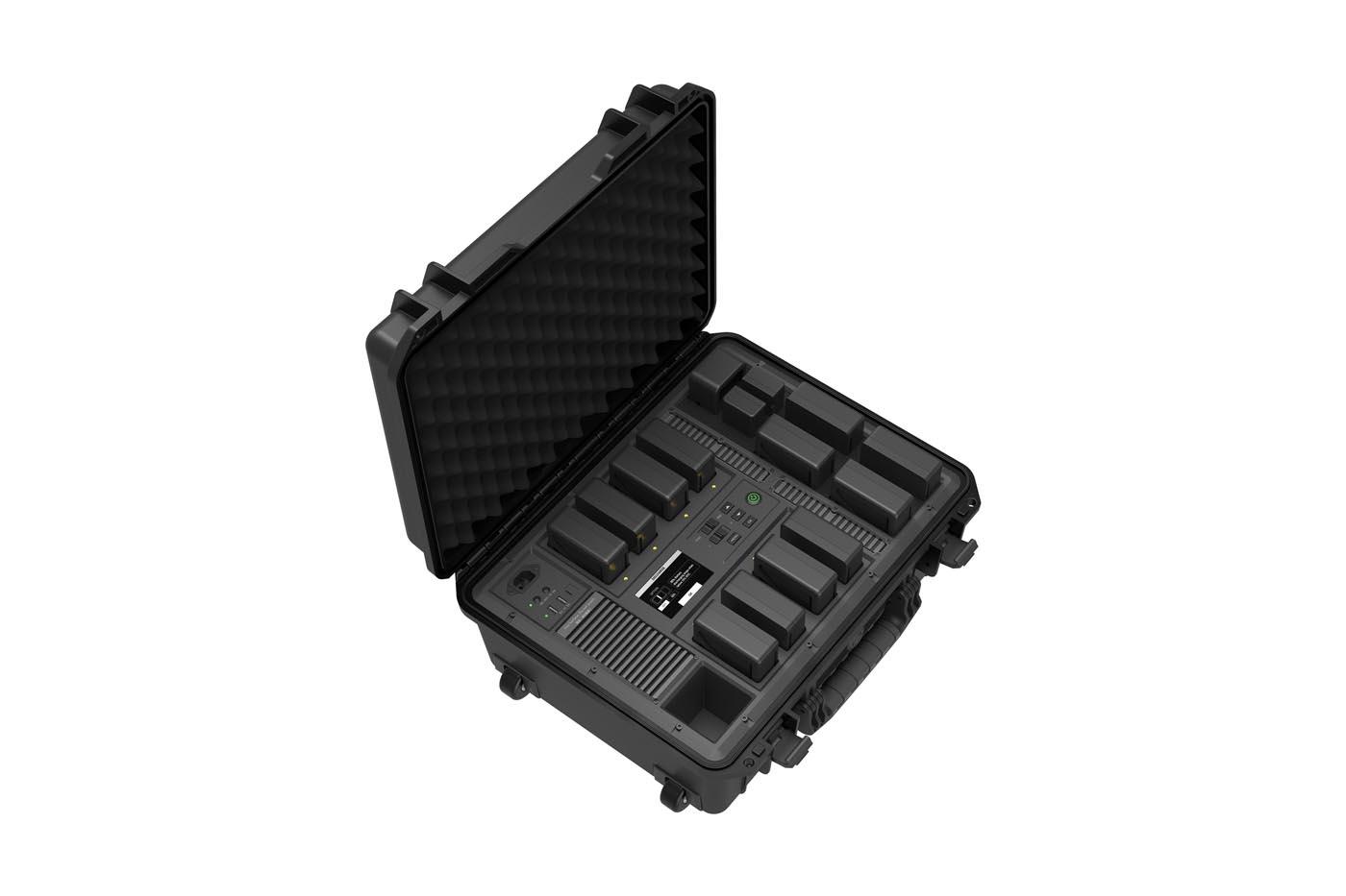 DJI Inspire 2 baterijų stotelė (2)