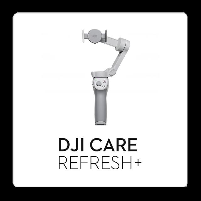 DJI care refresh+ OM4 draudimas