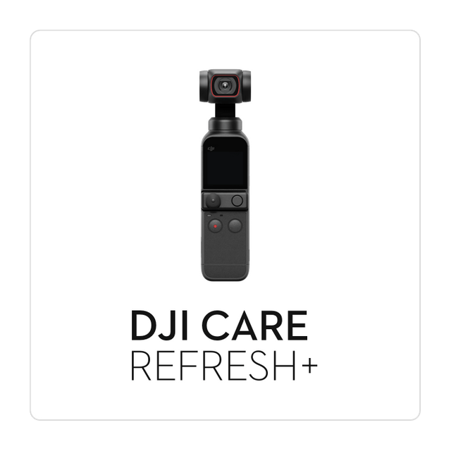 DJI care refresh+ Osmo pocket 2 draudimas
