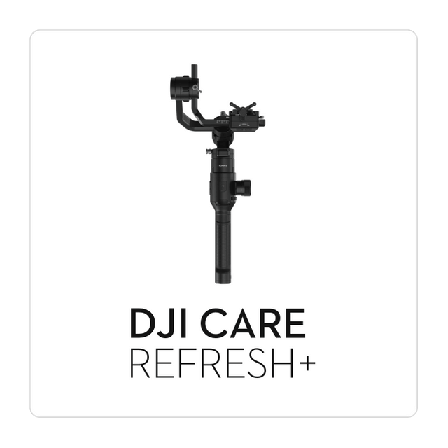 DJI care refresh+ Ronin-S Draudimas