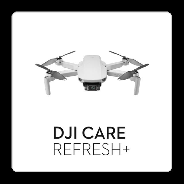 DJI care refresh+ mini draudimas