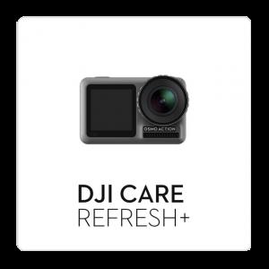 DJI care refresh+ osmo action draudimas