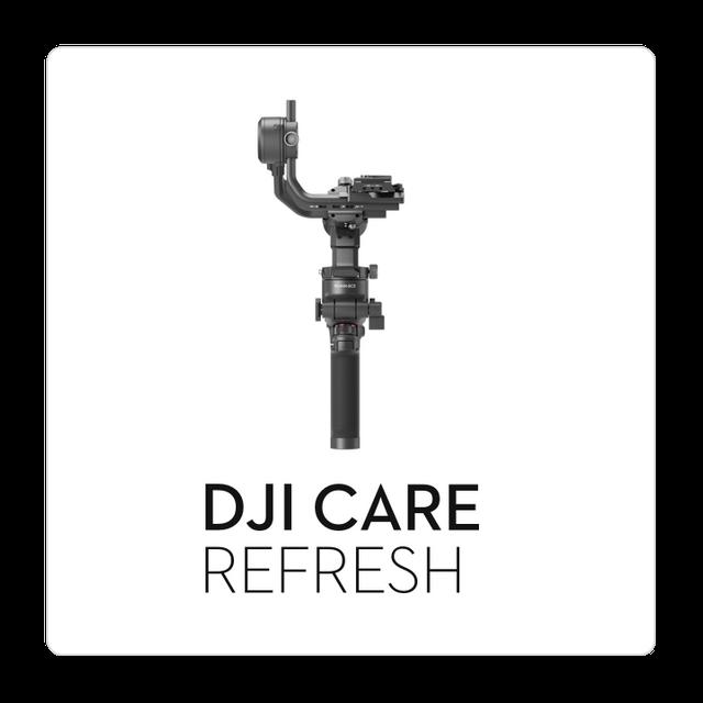 DJI care refresh ronin RSC2