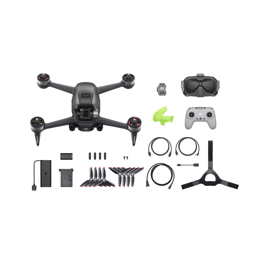 DJI FPV Combo dronas (3)