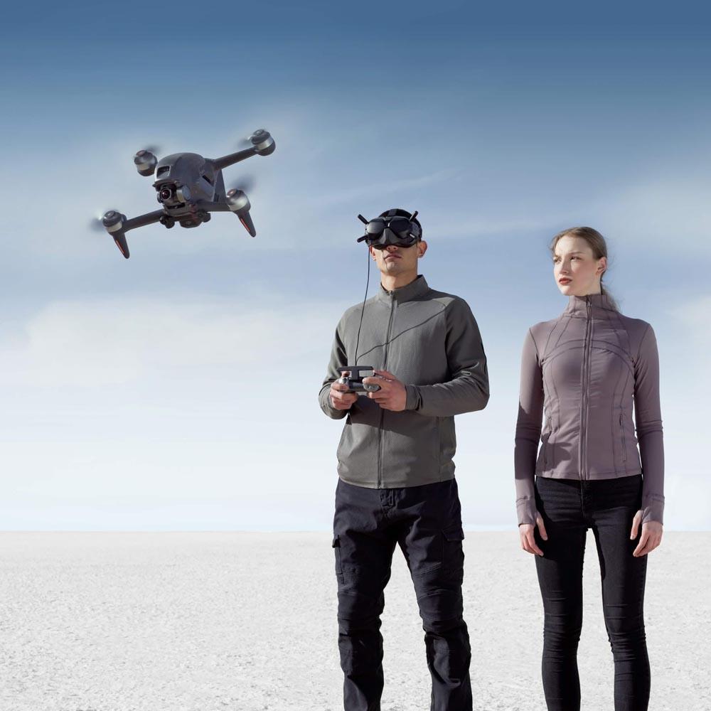 DJI FPV Combo dronas (5)