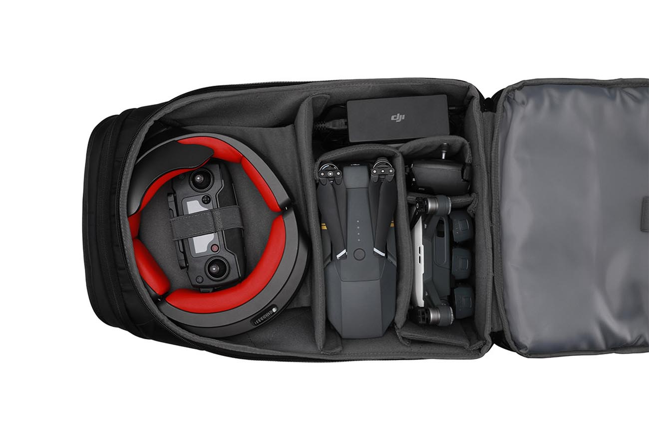 DJI Goggles Carry More Backpack (3)