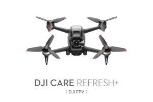 DJI fpv drone care refresh+ draudimas