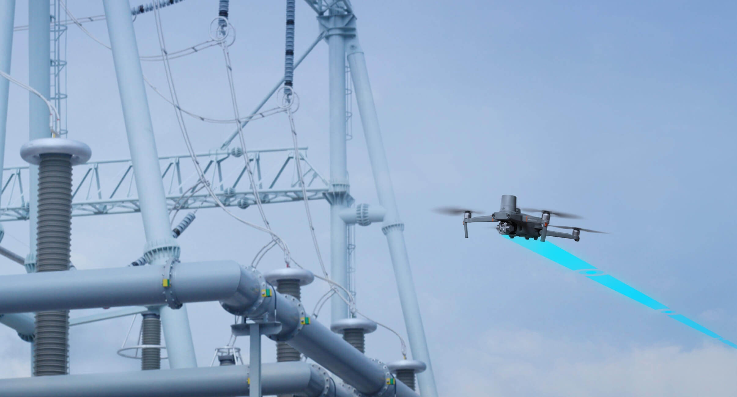 Mavic 2 Enterprise Advanced dronas (7)