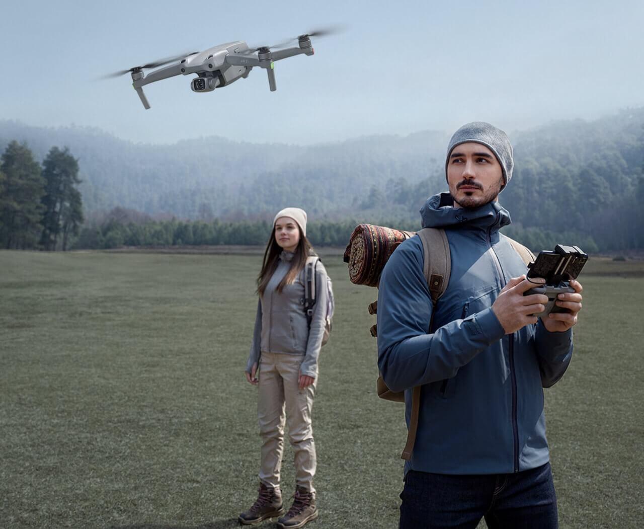 DJI Air 2S-dronas-droneacademy.lt