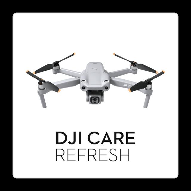 dji Air 2s care refreash drono draudimas