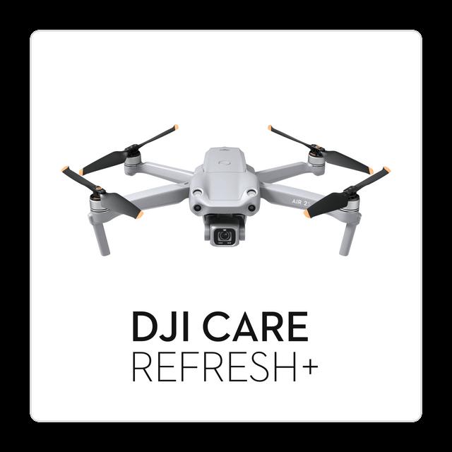 dji Air 2s care refreash drono draudimas1